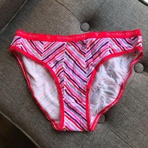 NWT Victoria's Secret bikini panties size M